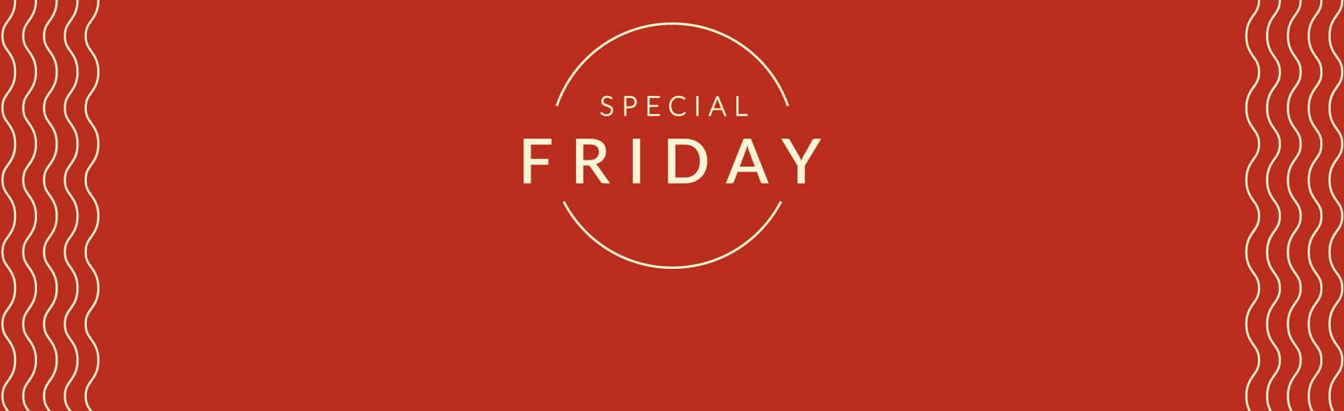 Special Friday